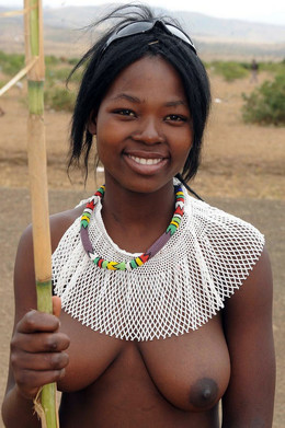 African tribal women, rare collection..